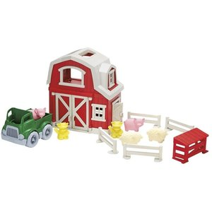 Green Toys Green Toys: Farm Playset