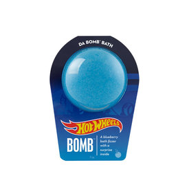 Da Bomb Da Bomb: Hot Wheels Blue Bomb