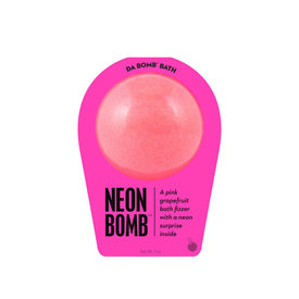 Da Bomb Da Bomb: Neon Pink Bomb