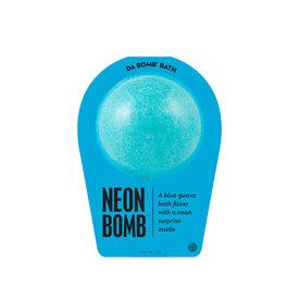 Da Bomb Da Bomb: Neon Blue Bomb