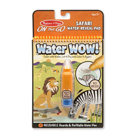 Melissa & Doug M&D: Water Wow! - Safari