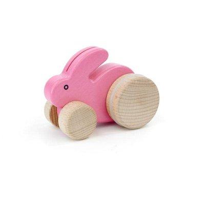 Little Poland Gallery Little Poland: Small Rabbit Pink