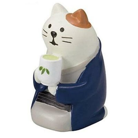 GLA:  Con Cat With Green Tea