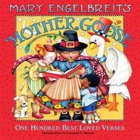 HarperCollins HarperCollins: Mary Engelbreit's Mother Goose Board Book