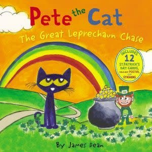 HarperCollins HarperCollins: Pete the Cat: The Great Leprechaun Chase