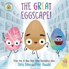HarperCollins HarperCollins: The Good Egg Presents- The Great Escape