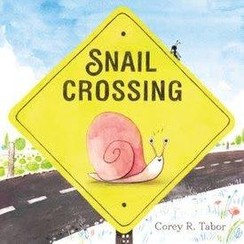 HarperCollins HarperCollins: Snail Crossing