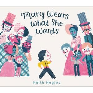 HarperCollins Harper Collins: Mary Wears What She Wants