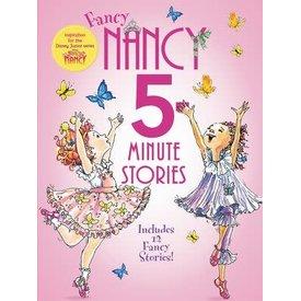 HarperCollins Harper Collins: Fancy Nancy: 5 Minute Stories