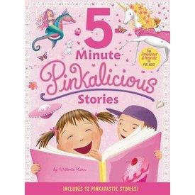 HarperCollins Harper Collins: Pinkalicious: 5 Minute Stories