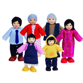 Hape Hape: Happy Family Asian