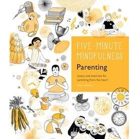Quarto Quarto: 5-Minute Mindfulness: Parenting