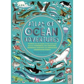 Quarto Quarto: Atlas of Ocean Adventures