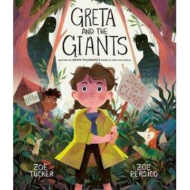 Quarto Quarto: Greta and the Giants
