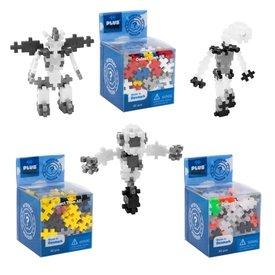 Plus Plus PlusPlus: 48pc Mystery Maker Progam - Series 2 Robots