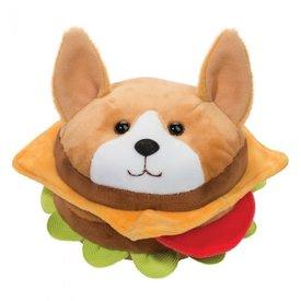 Douglas Douglas: Corgi Burger Macaroon