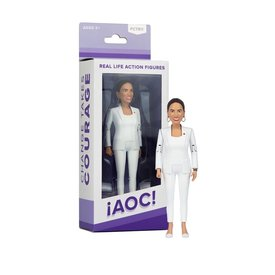 FCTRY FCTRY: Alexandria Ocasio-Cortez Action Figure