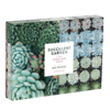 Chronicle: 2 Sided Succulent Garden 500pc Puzzle