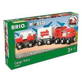 Ravensburger Brio: Cargo Train