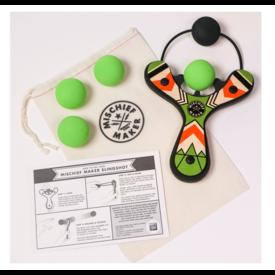 Mighty Fun Mighty Fun: Mischief Maker Sling Shot - Green