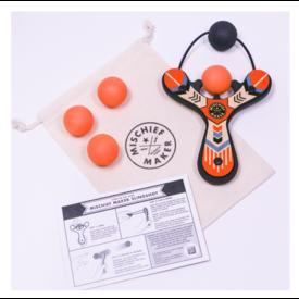 Mighty Fun Mighty Fun: Mischief Maker Sling Shot - Orange