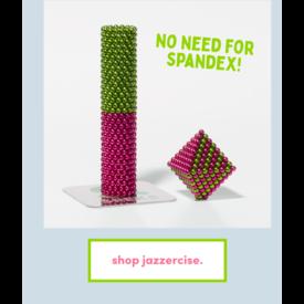 Speks Speks: Stripes Jazzercise