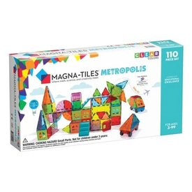 valtech Magna-Tiles: Metropolis 110 pc set