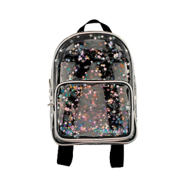 Fashion Angels Fashion Angels:  Transparent Star Shaker Mini Backpack