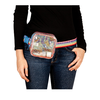 Fashion Angels: Sparkle Transparent Square Belt Bag