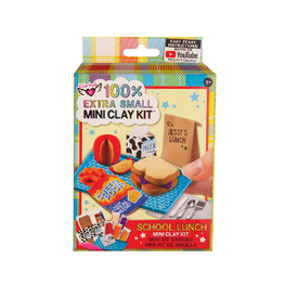Fashion Angels Fashion Angels: Extra Small School Lunch Mini Clay Kit
