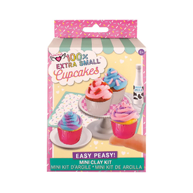 Fashion Angels Fashion Angels: Extra Small Cupcakes Mini Clay Kit