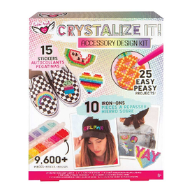 Fashion Angels Fashion Angels: Crystalize It! Accessory Design Kit
