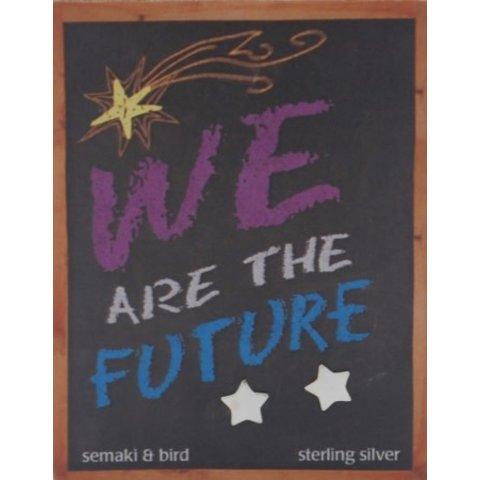 Semaki& Bird:Stars We Are the Future Earrings