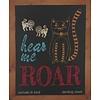 Semaki& Bird: Lion Hear Me Roar Earrings
