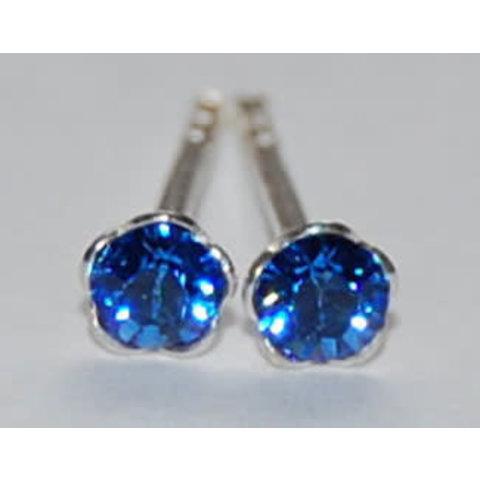 Semaki& Bird: September Birthstone Earrings