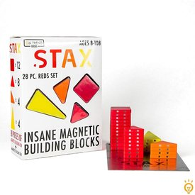 On Trend Goods Stax: Reds Set