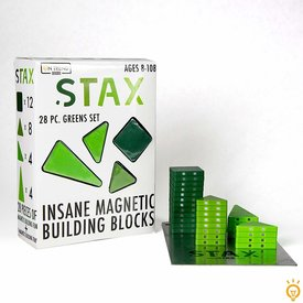 On Trend Goods Stax: Greens Set