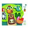 Djeco: Wooden Puzzle Oski