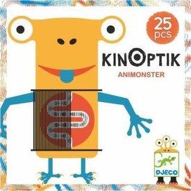 Djeco Djeco: Kinoptik Animonster 25 pcs
