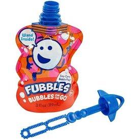 Little Kids Little Kids:  Fubbles Bubbles On The Go with Clip Strip
