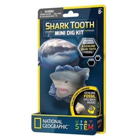 Dr.Cool Dr. Cool: Carded Mini Dig Shark