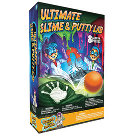 Dr.Cool Dr. Cool: Ultimate Slime & Putty Lab
