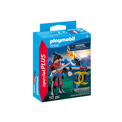 Playmobil:  Warrior