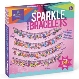 Ann Williams Ann Williams: Craft-Tastic DIY Glitter Charm Bracelets