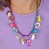 Charm It: Rainbow Chain Necklace