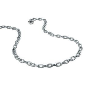 Charm It! Charm It: Silver Chain Necklace