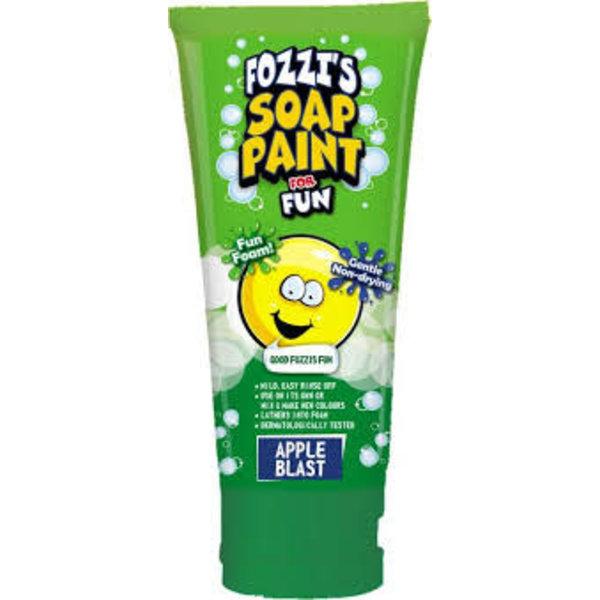 Fozzi Foam Afri-Imports: Bath Paint Apple Blast