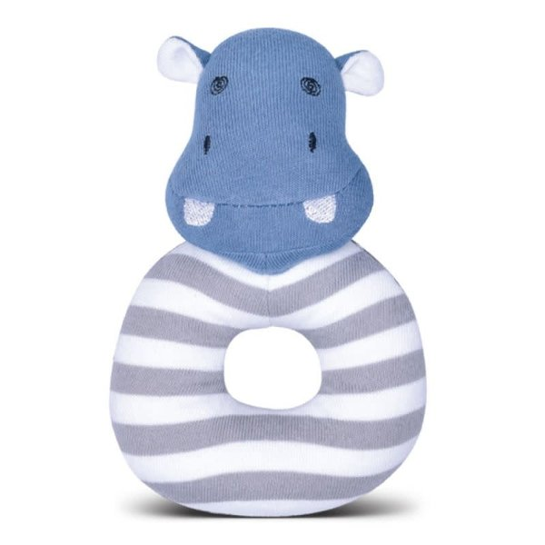 Apple Park Apple Park: Jojo Hippo Rattle