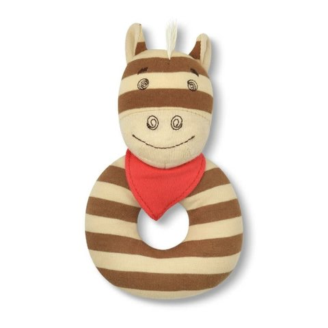 Apple Park: Clyde Pony Teething Rattle