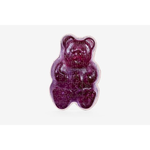 AREAWARE: Little Puzzle Thing Gummy Bear